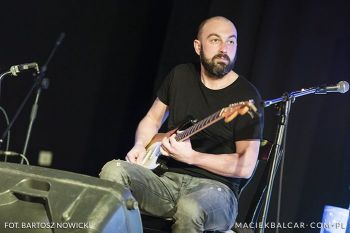 2015 Maciek Balcar Live - Starogard Gdański 06-02-2015