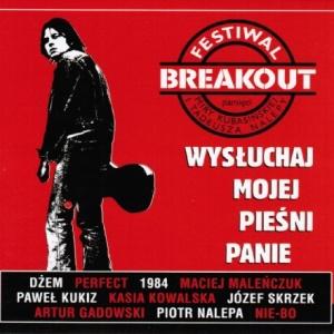 Festiwal Breakout - Wysłuchaj Mojej Pieśni Panie